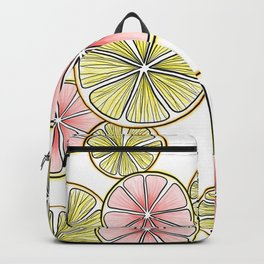 Oranges and Grapefruits Backpack