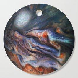 The Art of Nature - Jupiter Close Up Cutting Board