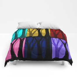 Magical Forest Multi Comforters