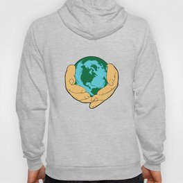 Happy Earth Day Every Day 2019 print Men Women Youth Kids Hoody