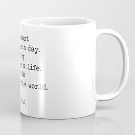 Make the moments count Coffee Mug