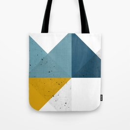Modern Geometric 19 Tote Bag