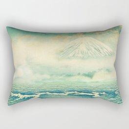 Returning to Naira Rectangular Pillow