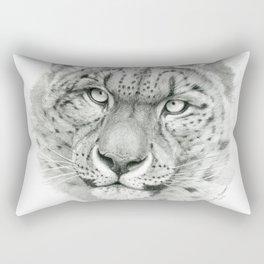 Snow Leo G2012-034 Rectangular Pillow