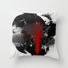 Random #5 Throw Pillow