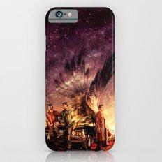 Carry On My Wayward Son Slim Case iPhone 6