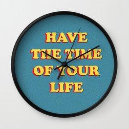 Harry Styles Sign Of The Times lyrics artwork Wall Clock