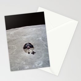 Apollo 10 - Far Side Of The Moon Stationery Cards
