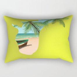 Guam Rectangular Pillow