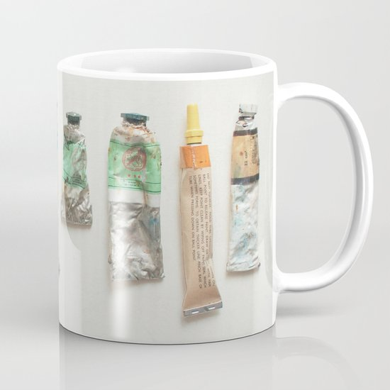 Oil Paints Mug