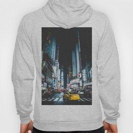 New York city night Hoody