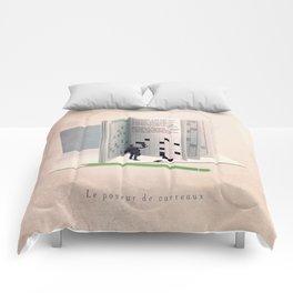 The grid filler Comforters