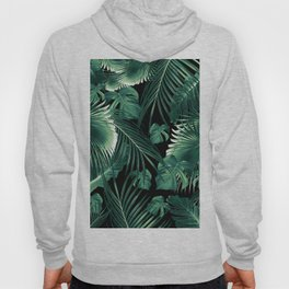 Tropical Jungle Leaves Dream #6 #tropical #decor #art #society6 Hoody
