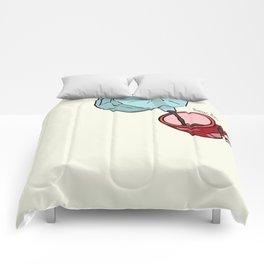 Buenos  días Comforters