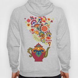 Tea drinking Hoody