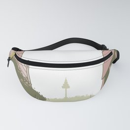 Seoul Tower Fanny Pack