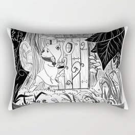 Followed Rectangular Pillow