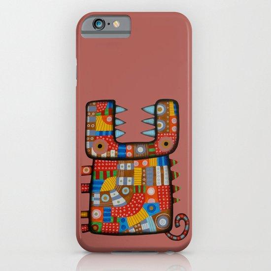 Dog hippo iPhone & iPod Case