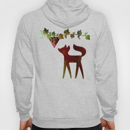 The fox and the grapes Hoody