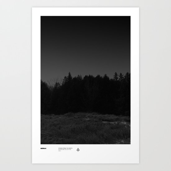 Strong From The North / MSTRPLN® Collection Art Print