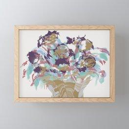 Basket of Cheer 1 Framed Mini Art Print