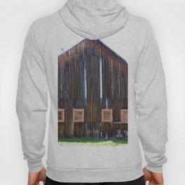 Rustic Old Country Barn Hoody