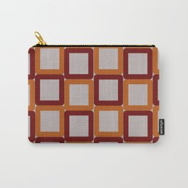 60s fabric n°3 Carry-All Pouch