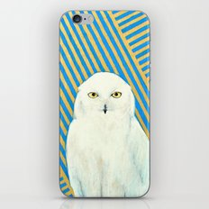 Chester the Owl iPhone & iPod Skin