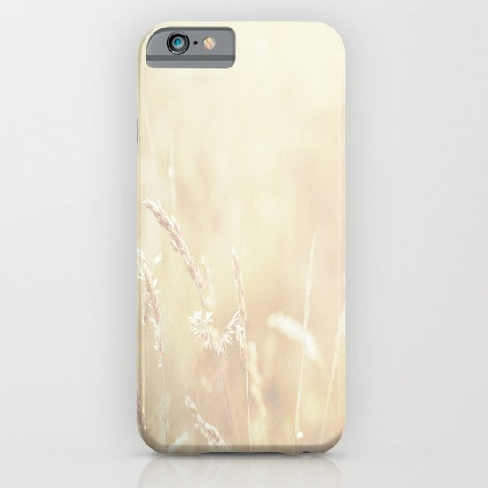 Lets make hay whilst the sun shines  iPhone & iPod Case