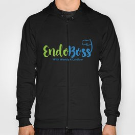 EndoBoss With Wendy K Laidlaw Hoody