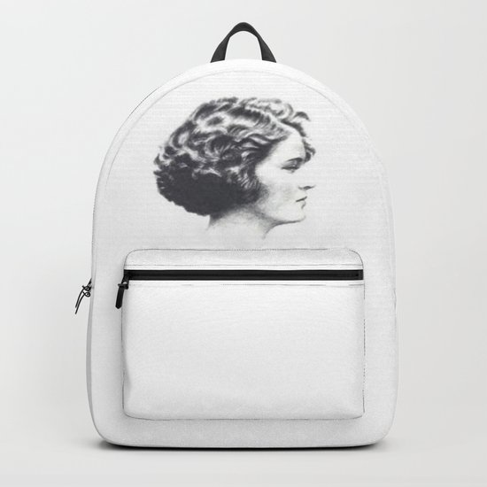 A portrait of Zelda Fitzgerald by quoteme