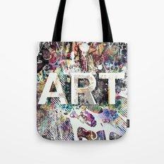 Graffiti Is ART Tote Bag