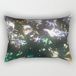 Vintage Garden 1 Rectangular Pillow