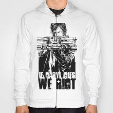 If Daryl Dies We Riot Hoody