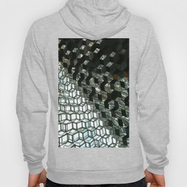 Harpa,  concert hall and conference centre Hoody