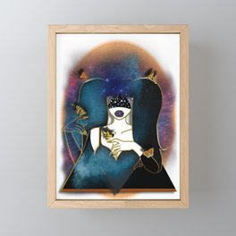 LOVE GALORE Framed Mini Art Print
