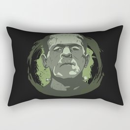 Horror Monster | Frankenstein Rectangular Pillow
