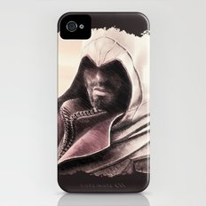 Ezio Auditore from Assassin's Creed - Color Sketch Work Slim Case iPhone (4, 4s)