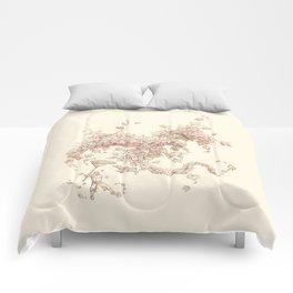 Medieval Cleanup Comforters