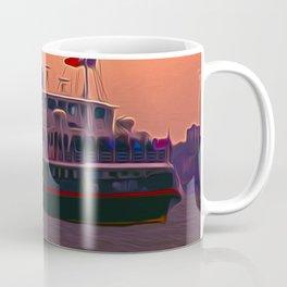 The Royal Iris Coffee Mug