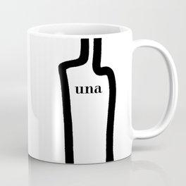 UNA  Coffee Mug