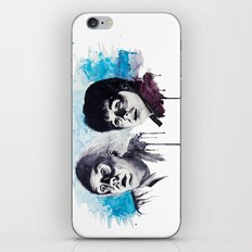 Doc & Marty iPhone & iPod Skin