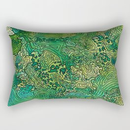 The Cascades Rectangular Pillow