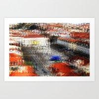 Lisbon 2 Art Print