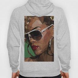 Rihanna in Shade Hoody