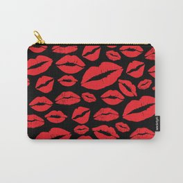 Lips 3 Carry-All Pouch