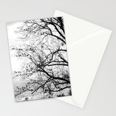 A Tree Full of Birds Stationery Cards