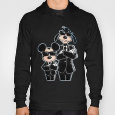Mickey Mouse and Goofy Hoody