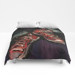 Red Converse Comforters