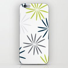 Simple Flower iPhone & iPod Skin